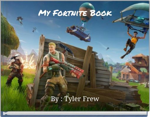 My Fortnite Book