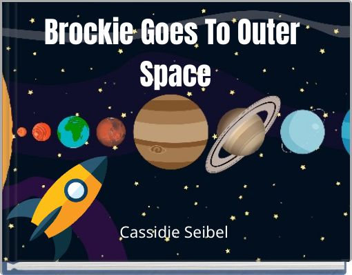 Brockie Goes To Outer Space