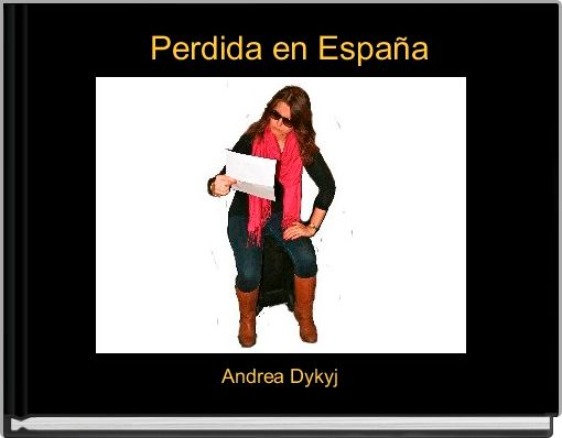 Perdida en España