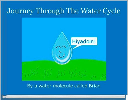 Journey Through The Water Cycle