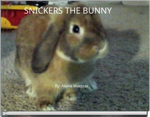 SNICKERS THE BUNNY