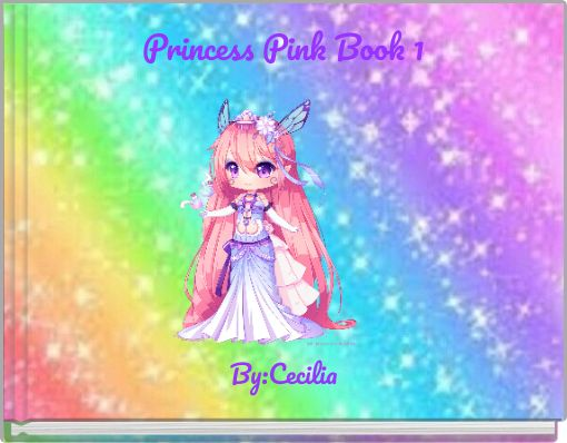 Princess Pink Book 1