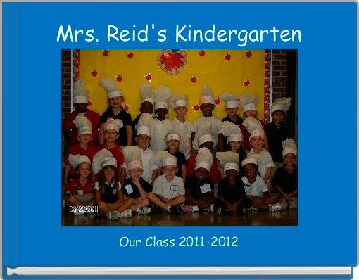 Mrs. Reid's Kindergarten