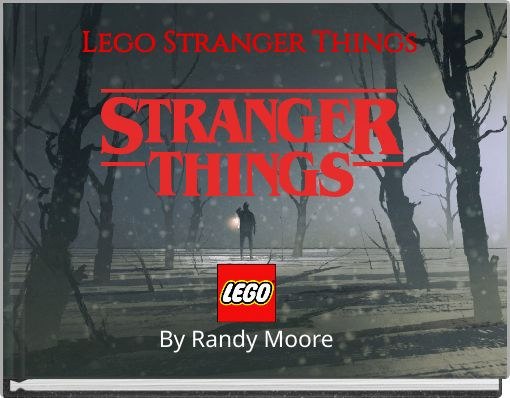 Lego Stranger Things