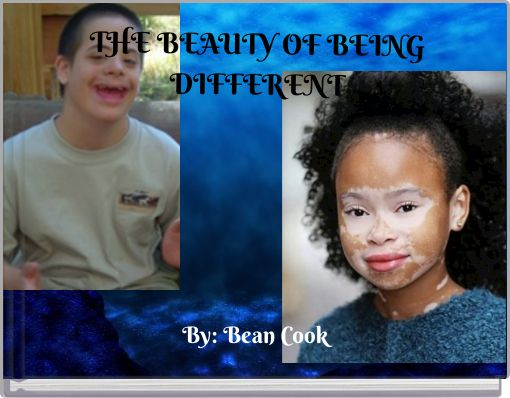 THE BEAUTY OF BEING DIFFERENT