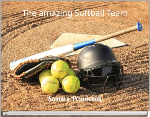 The amazing Softball Team
