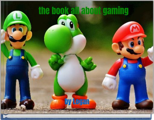 the book all about gaming