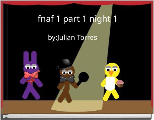 fnaf 1 part 1 night 1