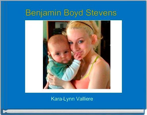 Benjamin Boyd Stevens