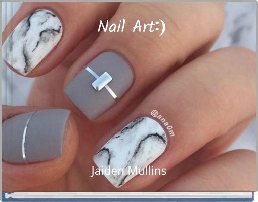 Nail Art:)