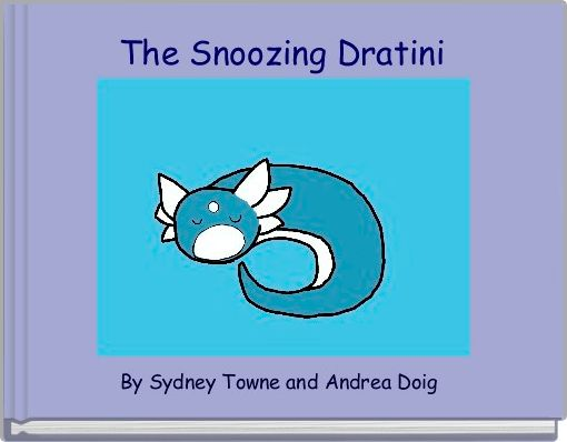 The Snoozing Dratini