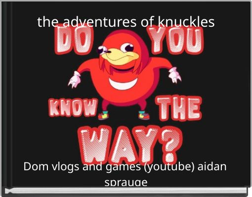 the adventures of knuckles