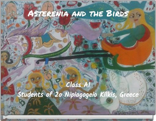 Asterenia and the Birds