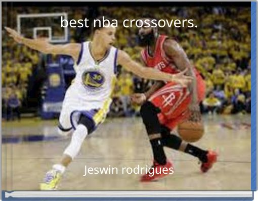 best nba crossovers.