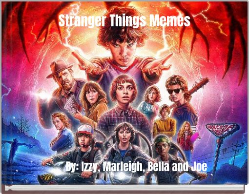 Stranger Things Memes