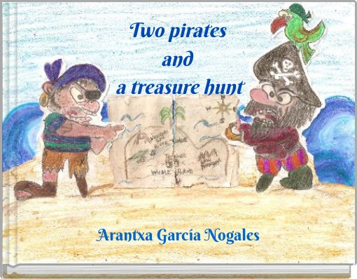 Two pirates and a treasure hunt