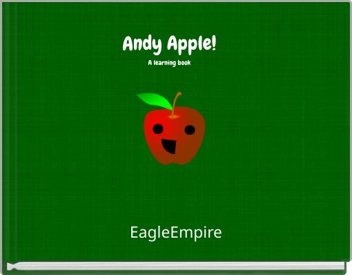 Andy Apple!A learning book