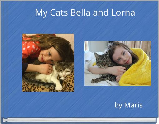 My Cats Bella and Lorna