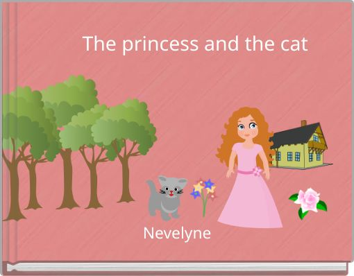The princess and the cat