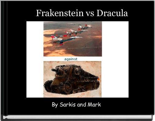 Frakenstein vs Dracula