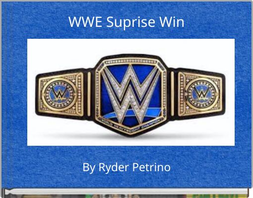 WWE Suprise Win
