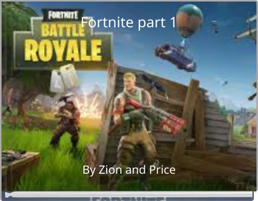 Fortnite part 1