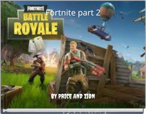 Fortnite part 2