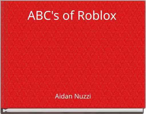 ABC's of Roblox