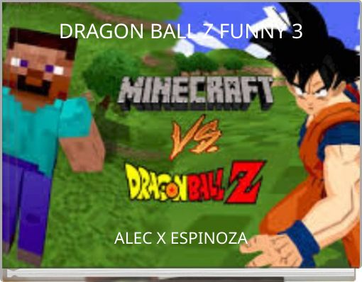 DRAGON BALL Z FUNNY 3