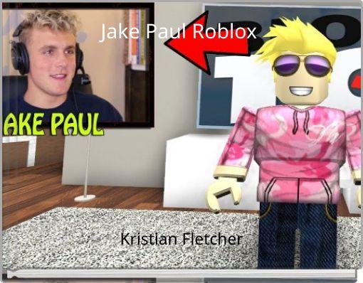 Jake Paul Roblox