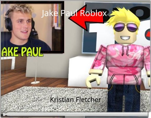 Jake Paul Roblox