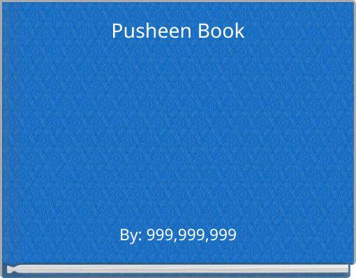 Pusheen Book