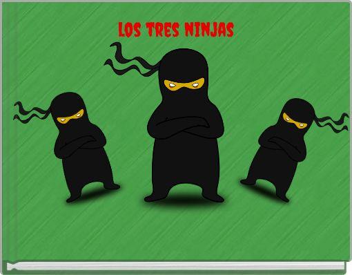 los tres ninjas