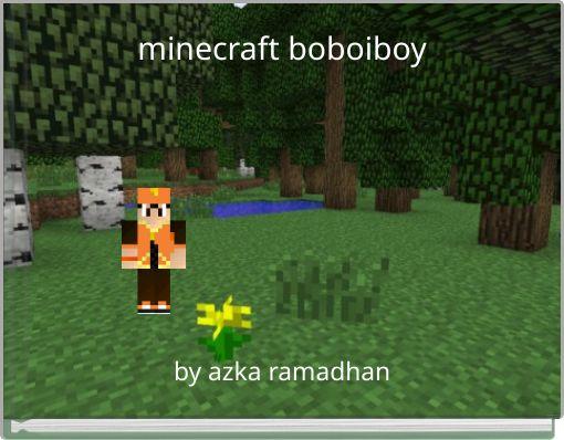 minecraft boboiboy