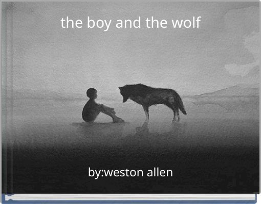 the boy and the wolf