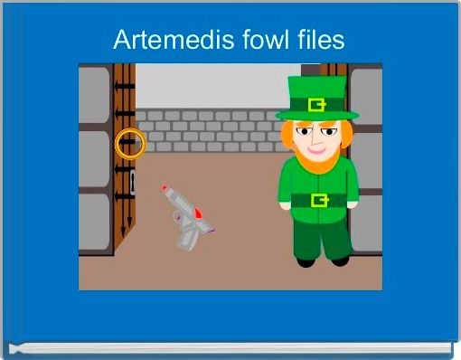 Artemedis fowl files