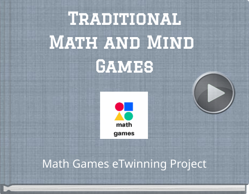 Book titled 'TraditionalMath and Mind Games'