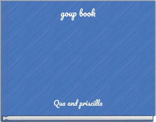 goup book
