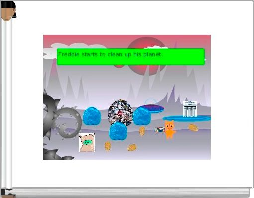 Freddie's Mission to Save Urple Uranus