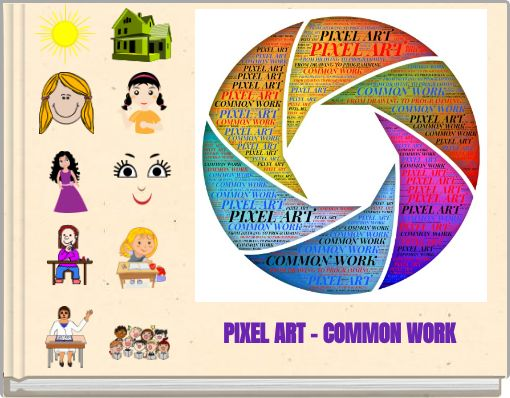 PIXEL ART - COMMON WORK