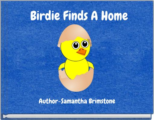 Birdie Finds A Home