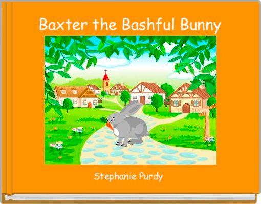 Baxter the Bashful Bunny