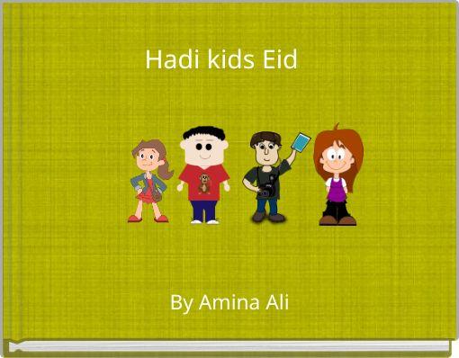 Hadi kids Eid