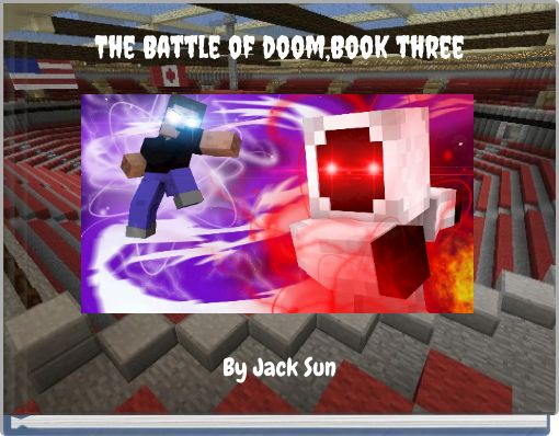 The Battle of doom,Book three