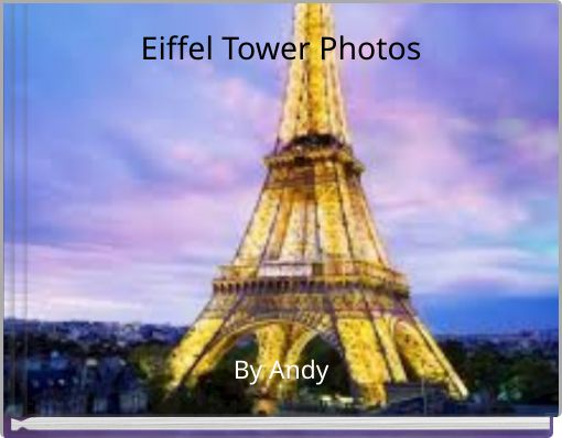 Eiffel Tower Photos