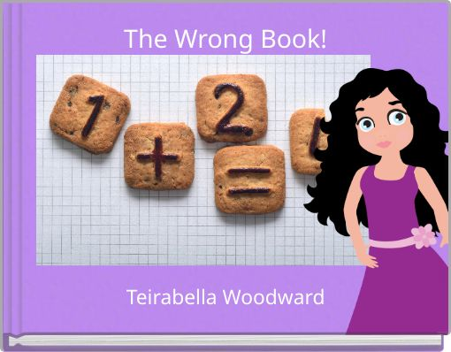 The Wrong Book!