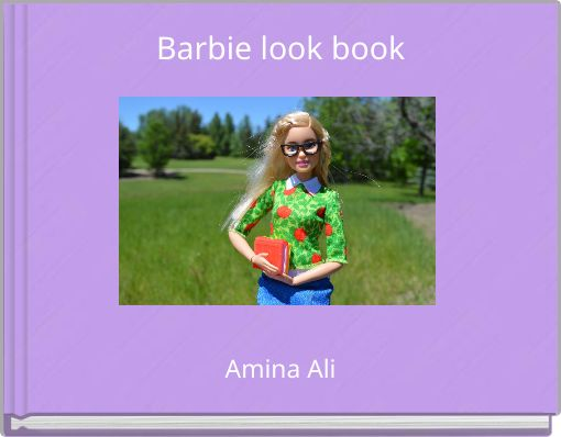 Barbie look book