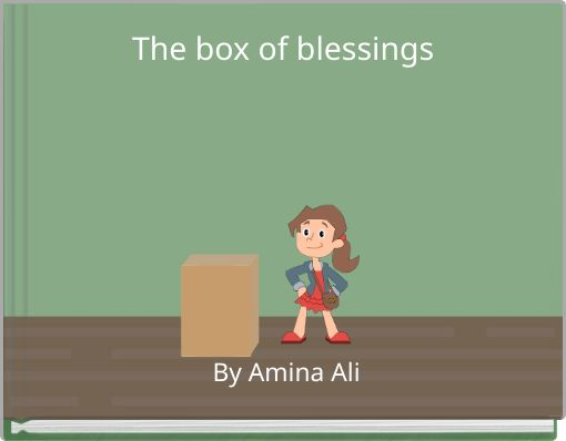 The box of blessings