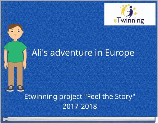 Ali's adventure in Europe