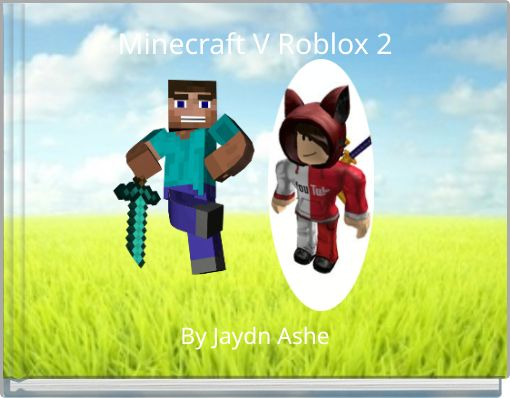 Minecraft V Roblox 2